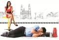 Srikanth, Meghana Raj in Lucky Telugu Movie Stills