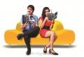 Srikanth & Meghana Raj in Lucky Telugu Movie Photo Shoot Gallery