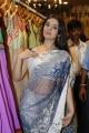 Lucky Sharma Beautiful Saree Stills at Kalamandir Store Launch