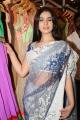 Lakki Sharma Hot Saree Stills at Kalamandir Store Launch