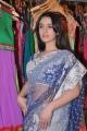 Lucky Sharma Hot Saree Stills at Kalamandir Store Launch