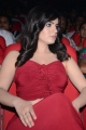Beautiful Lucky Sharma in Red Dress at Paisa Audio Launch