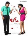 Srikanth, Meghana Raj in Lucky Telugu Movie Posters