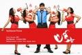 Srikanth, Meghana Raj in Lucky Movie Wallpapers