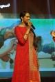 Singer Anjana Sowmya @ Maa Abbayi Audio Launch Stills