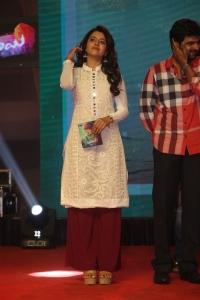 Actress Chitra Shukla @ Maa Abbayi Audio Release Function Photos