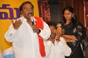 Paruchuri Gopala Krishna @ MAA Chalana Chitra Nirasana Press Meet Stills