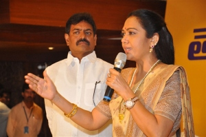 Sivaji Raja, Hema @ MAA Chalana Chitra Nirasana Press Meet Stills