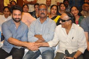 Navdeep, Banerjee, Paruchuri Venkateswara Rao @ MAA Chalana Chitra Nirasana Press Meet Stills