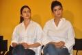 Rakul Preet Singh, Manchu Lakshmi @ MAA Chalana Chitra Nirasana Press Meet Stills