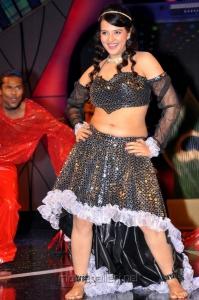 Saloni Hot Dance in Maa Music Awards 2012 Stills
