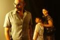 Kishore, Sneha & Prithviraj Das in Maa Nanna Police Telugu Movie Stills