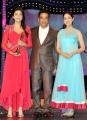 Shruthi, Kamal, Poojakumar at Maa TV Cinemaa Awards 2012 Stills