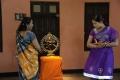 Actress Shilpa at Maadapuram Movie Shooting Spot Stills