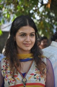 Actress Samar at Maalai Poluthin Mayakathile Audio Launch