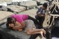 Aari, Shubha Phutela at Maalai Pozhuthin Mayakathile Shooting Spot Stills