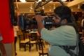 Cinematographer Gopi Amarnath at Maalai Pozhuthin Mayakathile Shooting Spot Stills