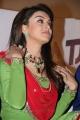 Actress Hansika Motwani @ Maan Karate Audio Launch Function Stills