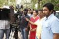 Director Thirukumaran at Maan Karate Movie Launch Stills