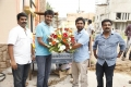 P.Madan, Sivakarthikeyan, Thirukumaran at Maan Karate Movie Launch Stills