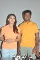 Hansika, Sivakarthikeyan at Maan Karate Movie Press Meet Stills