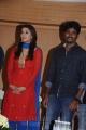 Hansika Motwani, Sivakarthikeyan @ Maan Karate Movie Success Meet Stills