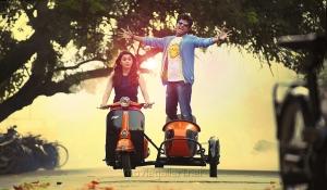 Sivakarthikeyan, Hansika Motwani in Maan Karate Tamil Movie Stills