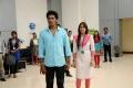 Sri & Regina Cassandra in Maanagaram Movie Stills