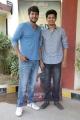 Sandeep Kishan, Sri @ Maanagaram Movie Team Meet Photos