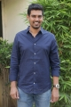 Producer SR Prabhu @ Maanagaram Movie Team Meet Photos