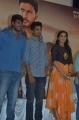 Sandeep Kishan, Sri, Regina @ Maanagaram Movie Team Meet Photos