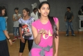 Dhanshika at Maatraan Audio Launch Dance Rehearsal Stills