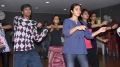 Poorna at Maatraan Audio Launch Dance Rehearsal Stills