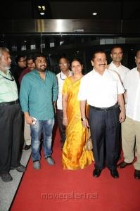 Sivakumar, Lakshmi at Maatran Audio Release Photos