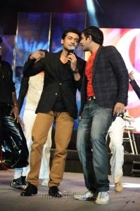 Actor Surya, Singer Karthik at Maatran Audio Release Stills