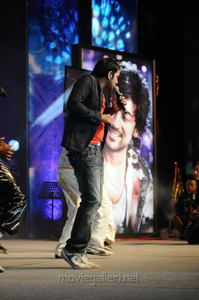 Singer Karthik at Maatran Audio Release Photos