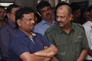 Maatran Movie Pooja Photo Gallery