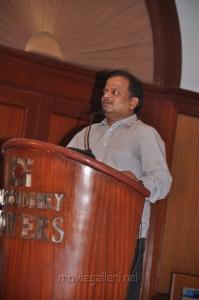Director KV Anand at Maatran Movie Success Meet Photos