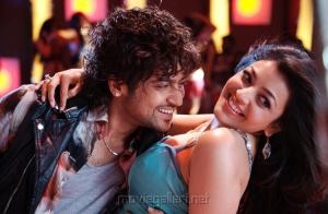 Surya, Kajal Agarwal in Maatran New Photos