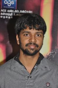 Lyricst Madhan Karky at Maatran Movie Press Meet Stills