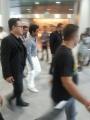 Harris Jayaraj at Maatran Songs Release in Singapore Stills