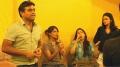 Harris Jayaraj, Suchitra at Maattrraan Music Rehearsal Stills