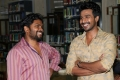 Pa Ranjith, Vishnu @ Maaveeran Kittu Movie Teaser Launch Stills