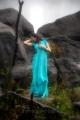 Actress Sanam Shetty Hot Saree in Maayai Movie Photos