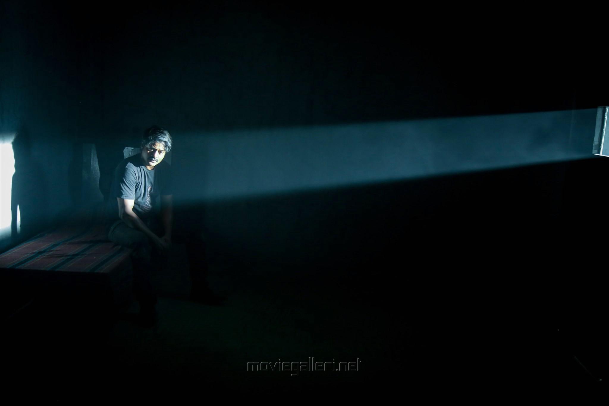 Actor Daniel Balaji in Maayavan Movie Stills