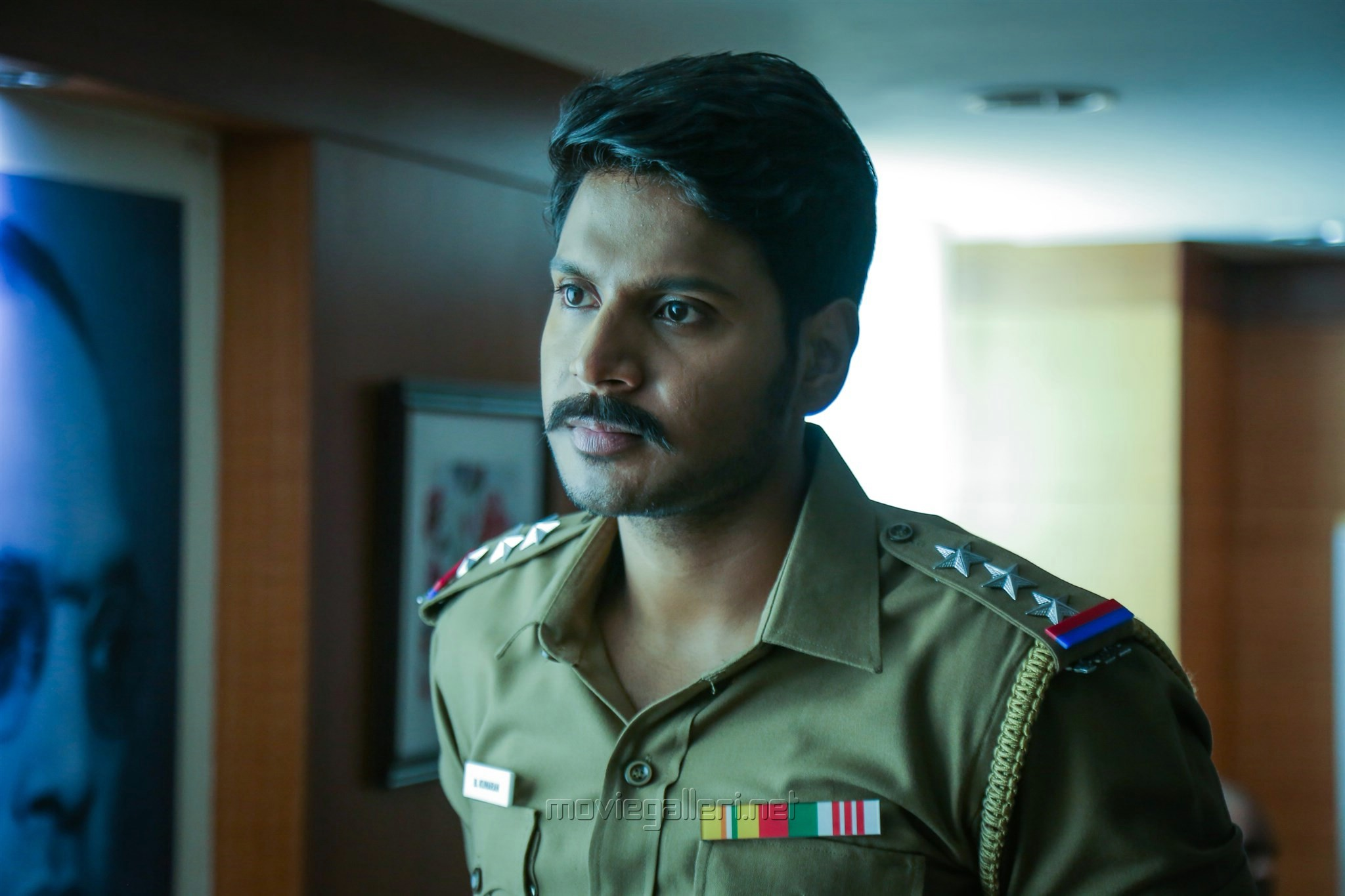 Actor Sandeep Kishan in Maayavan Movie Stills