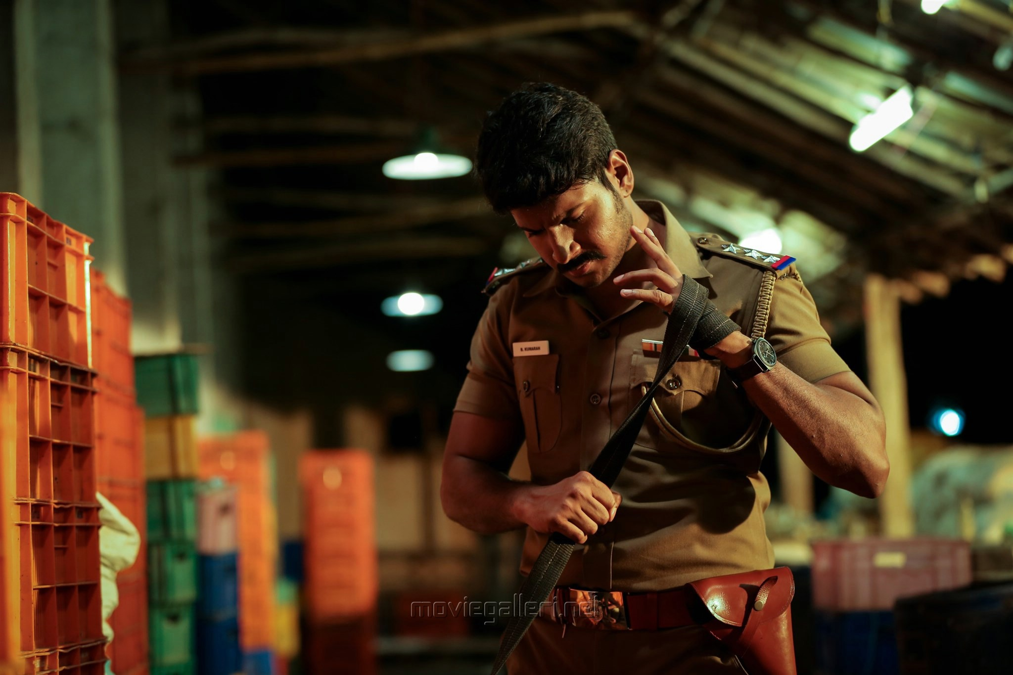 Actor Sandeep Kishan in Mayavan Movie Stills