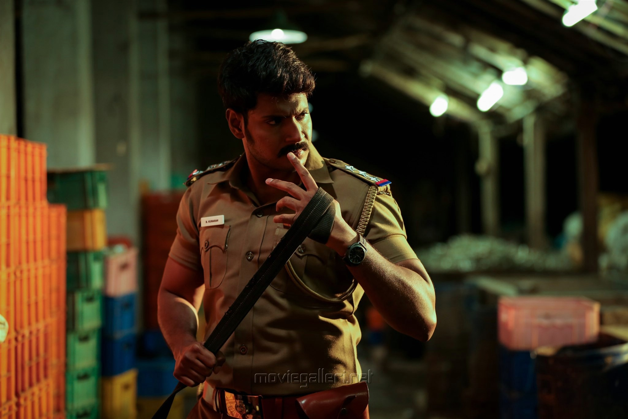 Actor Sundeep in Maayavan Movie Stills