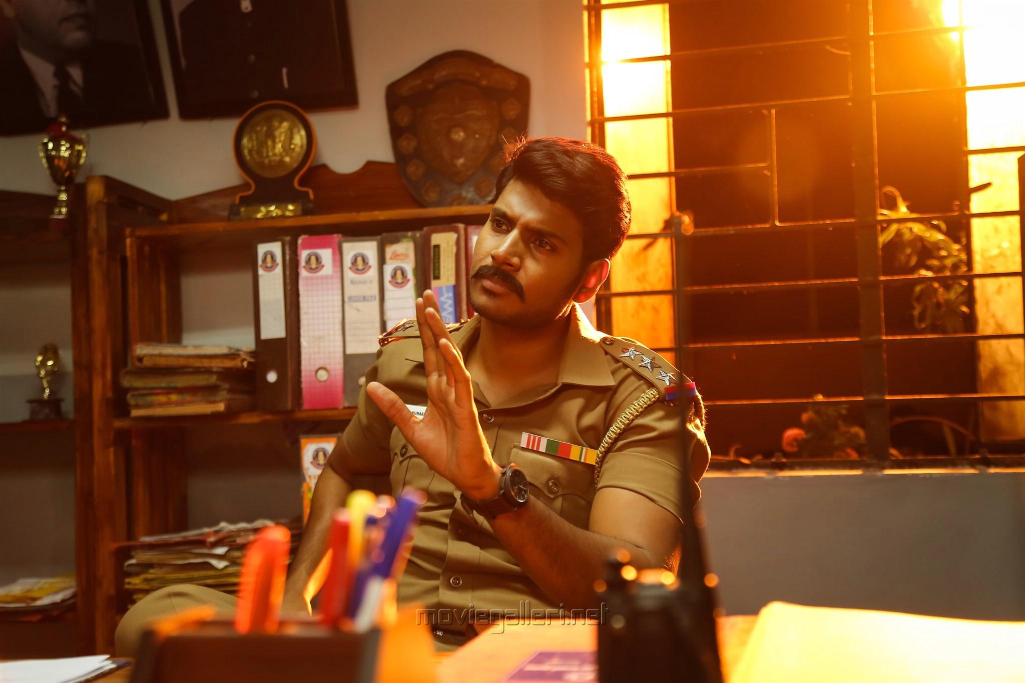 Actor Sundeep Kishan in Maayavan Movie Stills