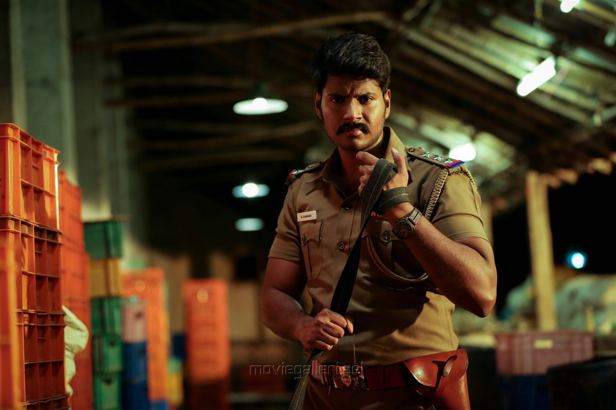 Actor Sundeep Kishan in Mayavan Movie Stills